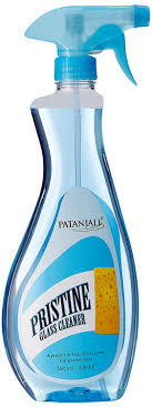 Patanjali pristine Glass Cleaner