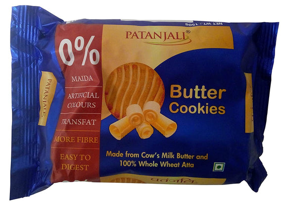 Pattanjali Butter Cookies