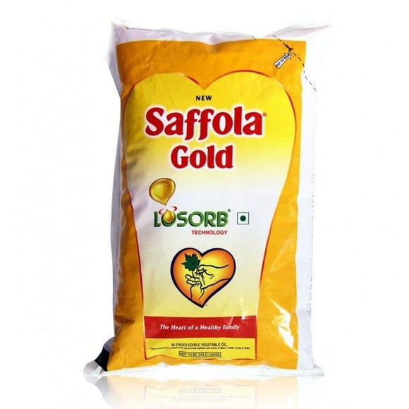 Saffola Gold Edible Oil