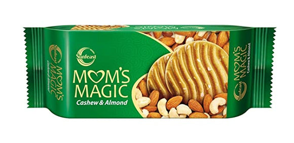 Sunfeast moms magic  Cashew& Almond