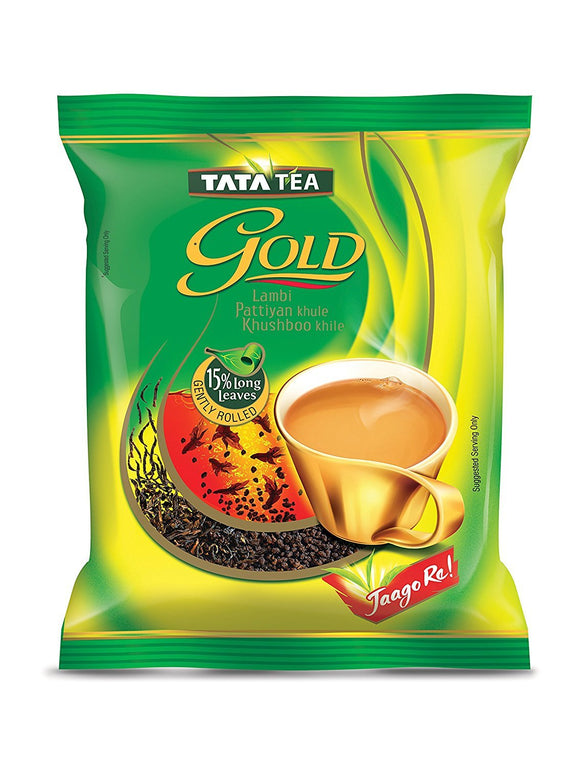 Tata Gold Tea, Leaf