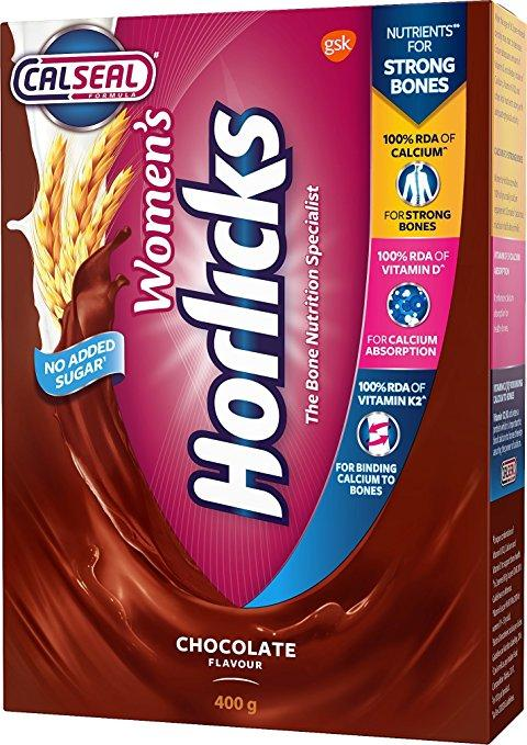 Women Horlicks Chocolate, 400gm
