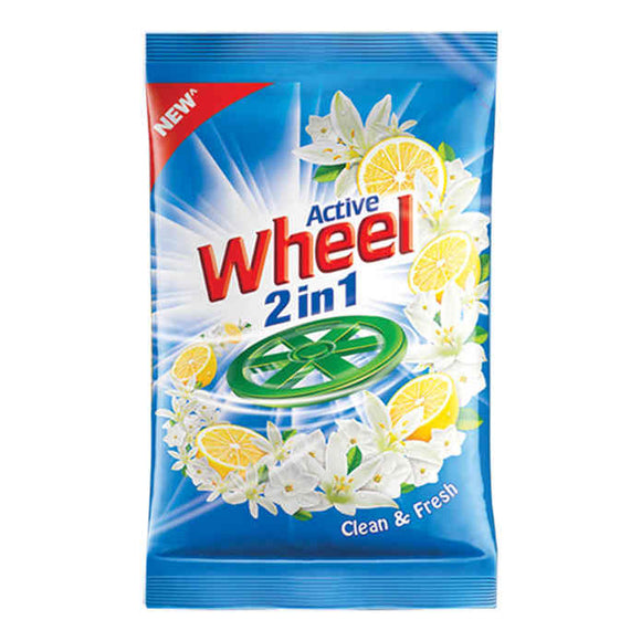 Wheel Active Powder, Blue