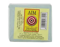 Aim Match Sticks