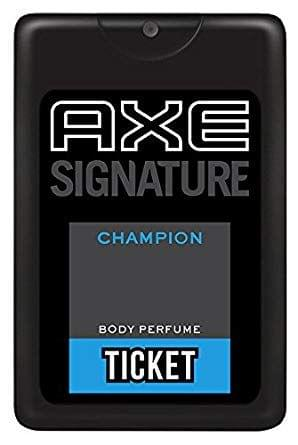 Axe Signature Ticket perfume