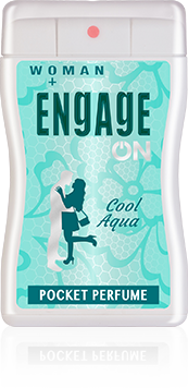 Engage on Women pocket perfume
