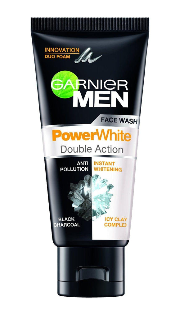 Garnier Men Power White Double Action Face Wash