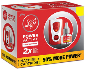 Good Knight Power Active+ Comby