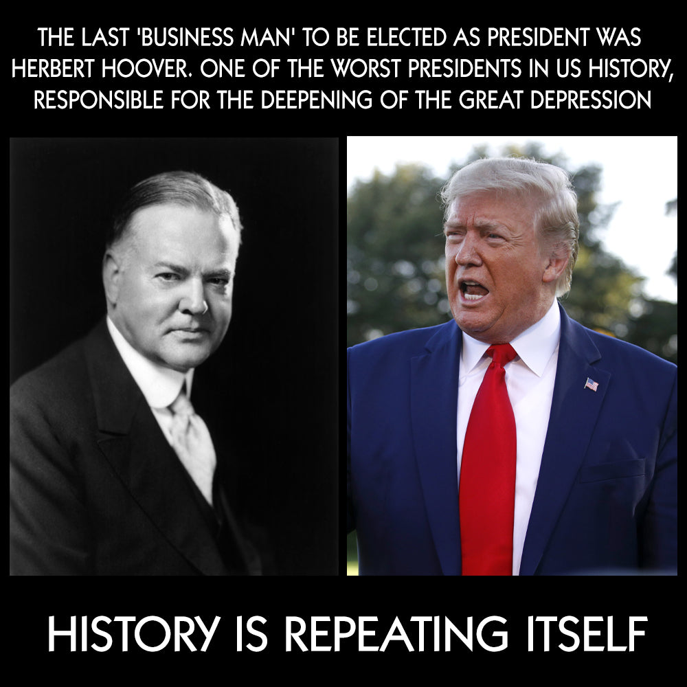 Herbert Hoover v. The Donald