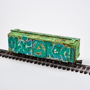 Graffiti Train - Americonia