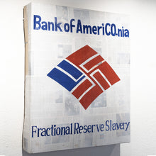 Load image into Gallery viewer, KO Panel - Bank of AmeriCOnia - Americonia