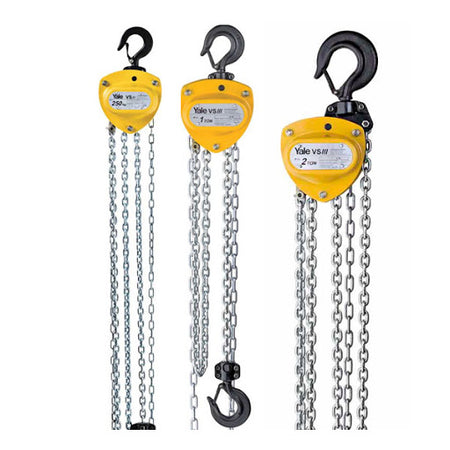 chain hoists and blocks for sale in Ireland