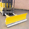 1525mm Forklift Snow Plough - Fixed Blade - [Lifting365.com]