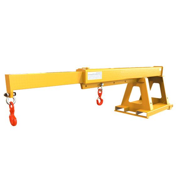 370kg Forklift Jib Raised Extender - [Lifting365.com]