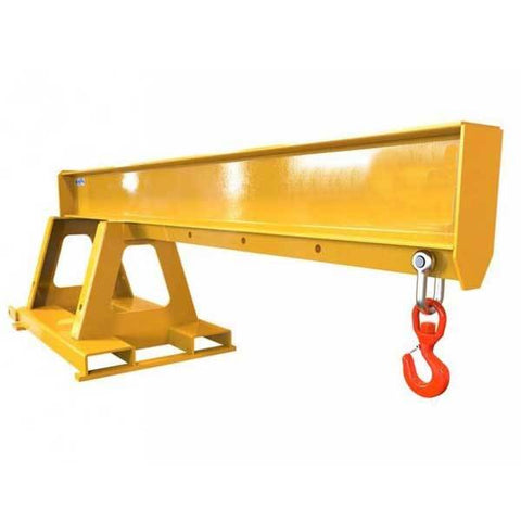 1000kg Fork Mounted Raised Jib