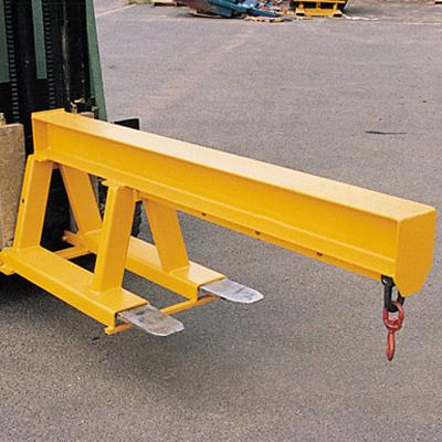 900kg Fork Mounted Raised Jib - [Lifting365.com]