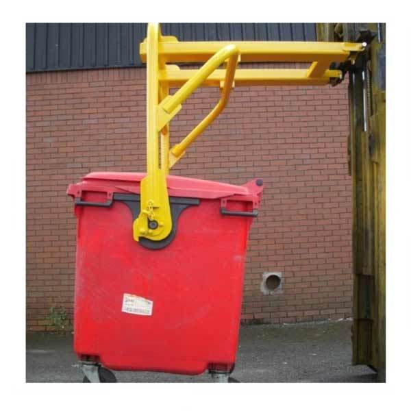 Forklift Wheelie Bin Tipper - [Lifting365.com]