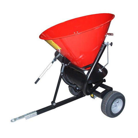 260 litre Bauer STW Towable Salt Spreader