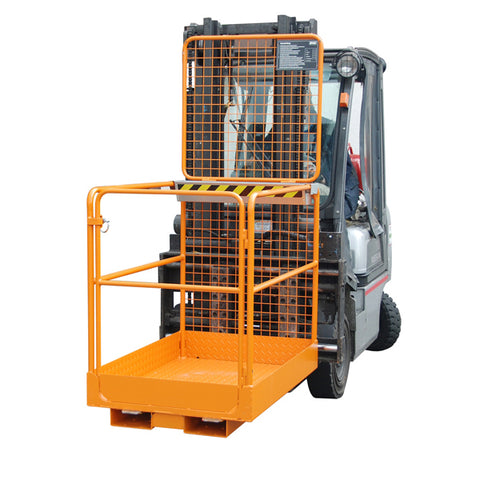 Bauer Forklift Safety Cage - SIKO/L