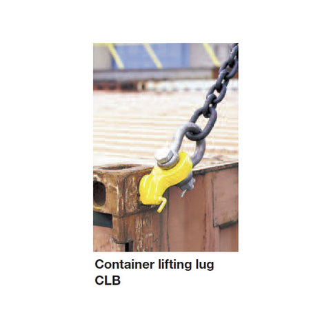 Container Lifting Lugs - [Lifting365.com]