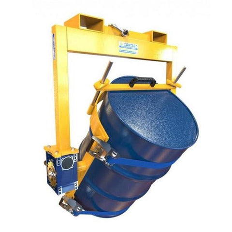 Universal Drum Rotator / Tipper - For Crane or Forklift - [Lifting365.com]