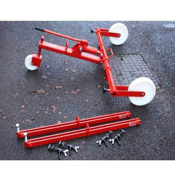Hydraulic Manhole Cover Lifter with Spreader Bars - [Lifting365.com]