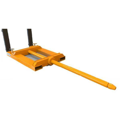 2000kg Low Profile Forklift Boom - 75mm Pole Diameter