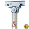 Yalelift ATEX ITP Integral Push Trolley Hoists