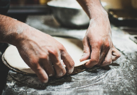 How long does it take to make pizza dough