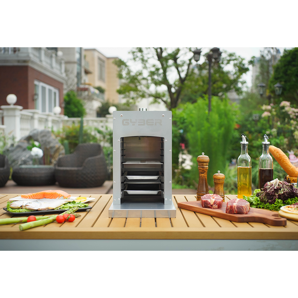 Anvil-Go Gas Infrared Grill