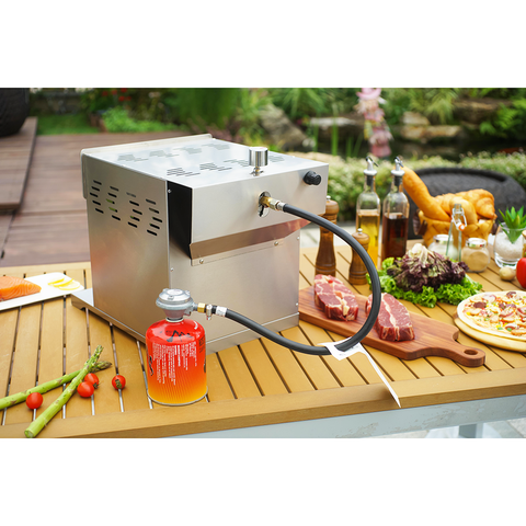 Dutton Gas Infrared Grill