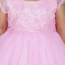 Load image into Gallery viewer, BabyPink PartyWear Gown For Baby