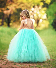 Load image into Gallery viewer, Tutu Dress For Baby Babies In MintGreen Color