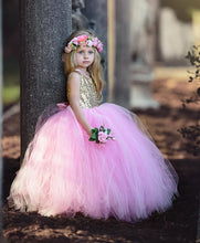 Load image into Gallery viewer, Kids Wear, Tutu Kids Wear, Tutu Dresses, Kids Gown, Party wear gown for kids, Kids Party Dresses