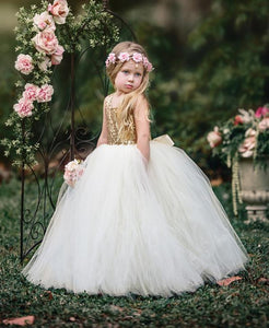 Tutu Dress For Toddler In White Color