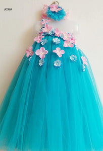 Blue Tutu Dresses For Girls