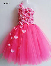 Load image into Gallery viewer, Pink Tutu Dress For Kids