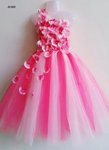 Load image into Gallery viewer, Birthday Tutu Dresseses For Kids
