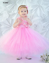 Load image into Gallery viewer, Beautiful Pink Tutu Dresses For Girls