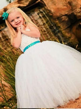 Load image into Gallery viewer, White Tutu Dresses For Babies