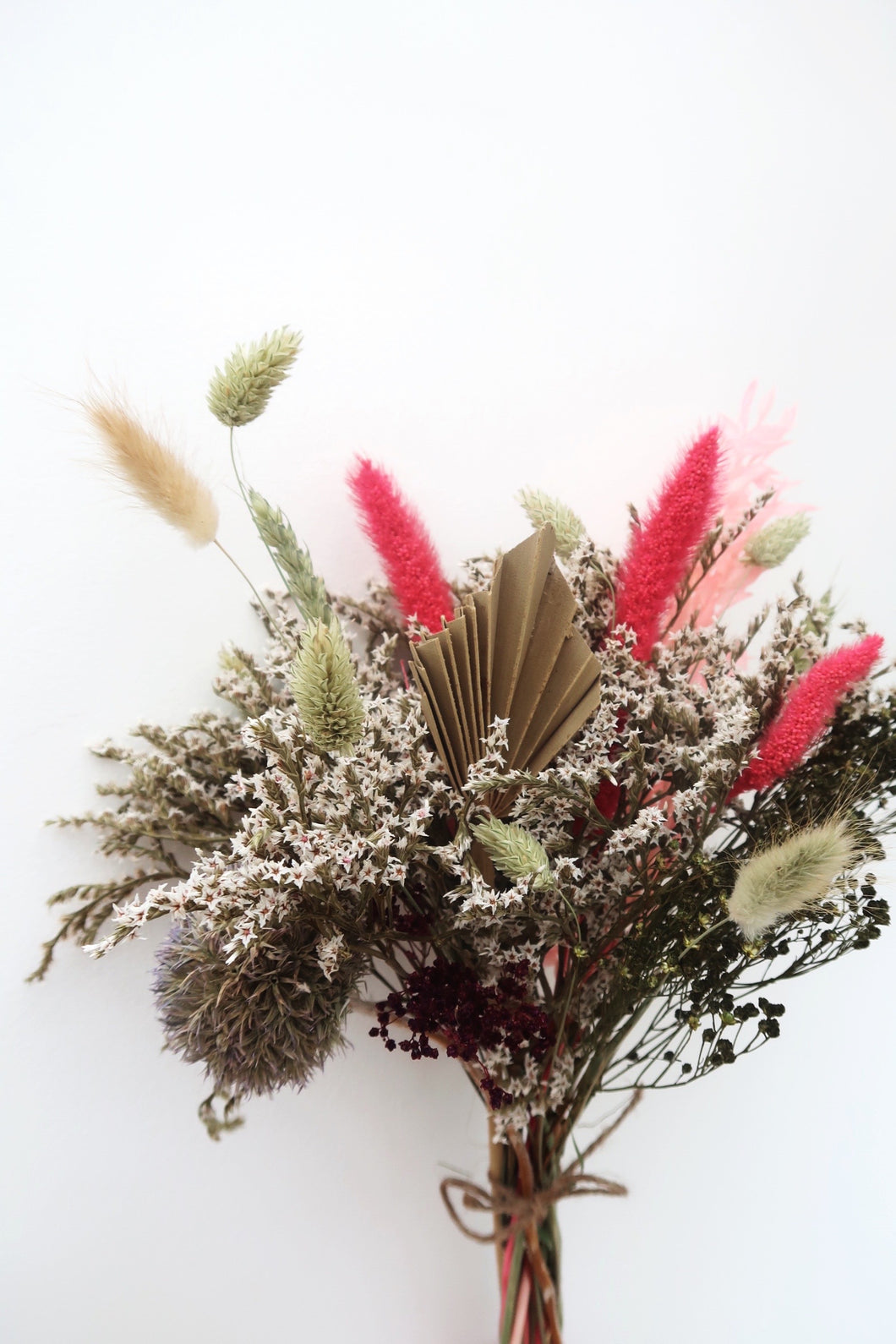 Setaria Hand Tied Bouquet