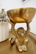 Load image into Gallery viewer, Monkey Bowl Ornament