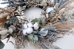 Frost Wreath