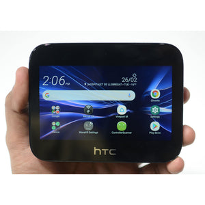 2.63Gbps HTC Smart 5G HUB WiFi Router With 7660 Battery And Support 20 Devices
