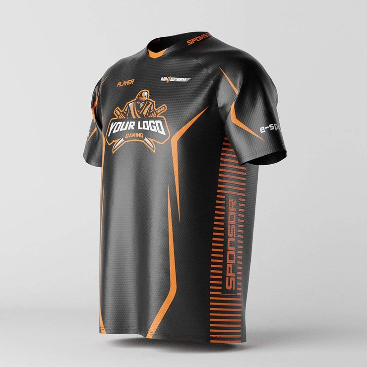 Custom Esports Jersey - Ready to customize in 3D real time