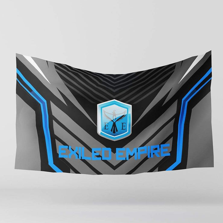 "Ninjersey CUSTOM TEAM FLAG ""EXILED EMPIRE"" Custom esports jersey"
