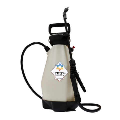 Entry® Commercial HAND PUMP Sprayer (2 Gallons)