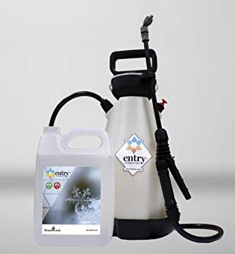 Entry® 2 Gallon  Commercial PUMP FREE Sprayer Starter Package