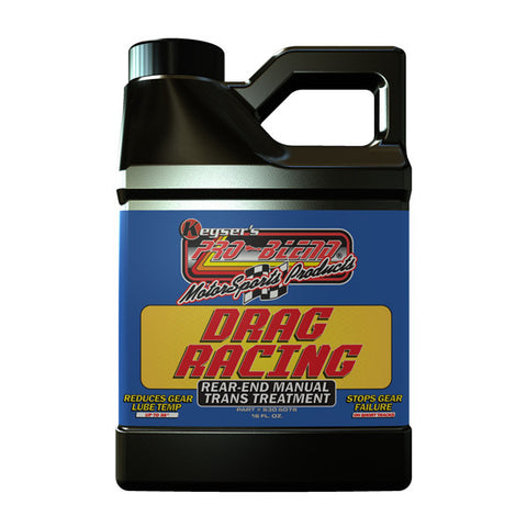Drag Racing Rear-End Manual Trans Treatment (16 oz.)