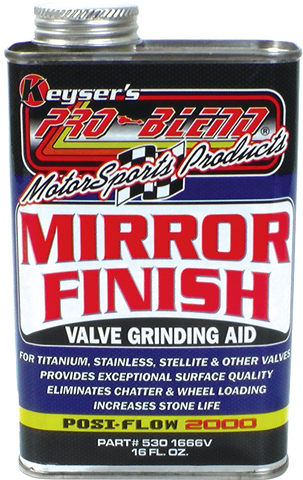 Mirror Finish (16 oz.)